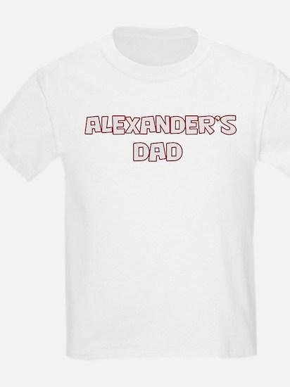 Alexanders dad T-Shirt