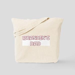 Brandens dad Tote Bag