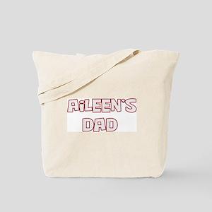 Aileens dad Tote Bag