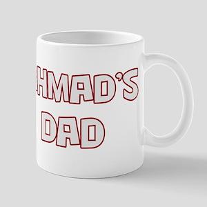 Ahmads dad Mug