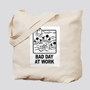 Bad Day at Work Tote Bag