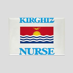 Kirghiz Nurse Magnets