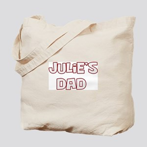 Julies dad Tote Bag