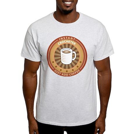 Instant Crocheter Light T-Shirt