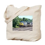 CSX Q190 Doublestack Train Tote Bag