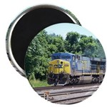 CSX Q190 Doublestack Train Magnet
