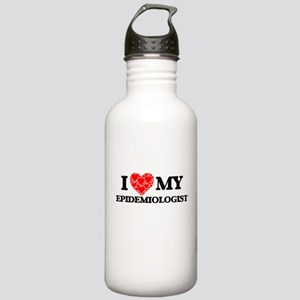 I Love my Epidemiologi Stainless Water Bottle 1.0L