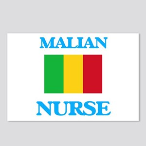 Malian Nurse Postcards (Package of 8)