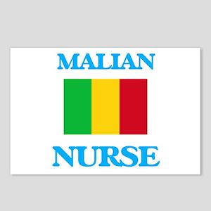 Malian Nurse Postcards (Package of 8)
