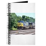 CSX Q190 Doublestack Train Journal