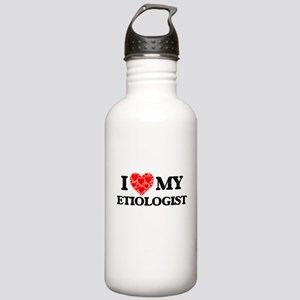 I Love my Etiologist Stainless Water Bottle 1.0L