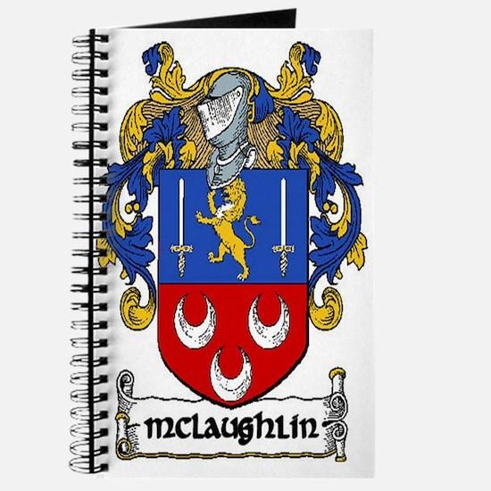 McLaughlin Coat of Arms Journal
