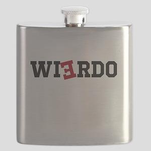 WIERDO Flask