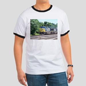 CSX Q190 Doublestack Train Ringer T