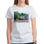 CSX Q190 Doublestack Train Women's T-Shirt