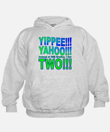 Yippee Twins - Brothers Hoodie