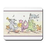 Dragon Parade Mousepad