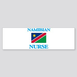 Namibian Nurse Bumper Sticker