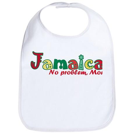 Jamaica No Problem Bib