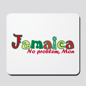 Jamaica No Problem Mousepad