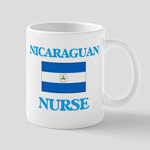 Nicaraguan Nurse Mugs