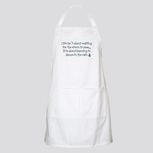 Dance In The Rain BBQ Apron
