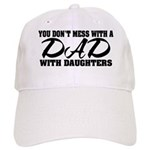 Dad with Daughters Cap