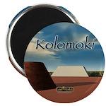 Kolomoki Mounds Magnet