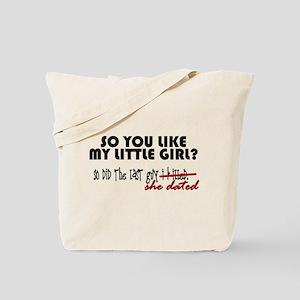 Like my Little Girl Tote Bag