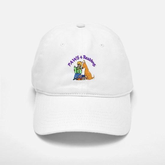 PAWS4Reading Baseball Baseball Cap