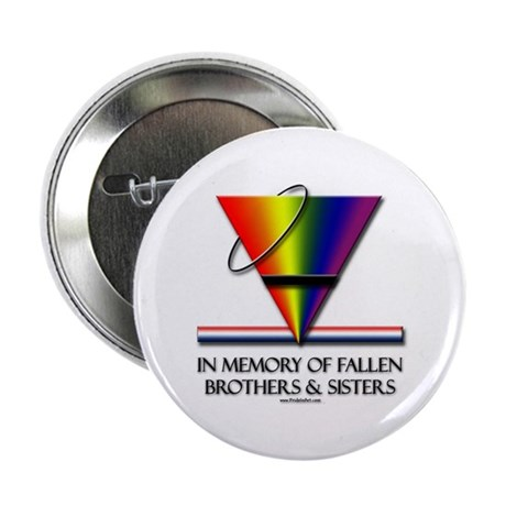 Fallen Pride - Support Our Gay Troops Button