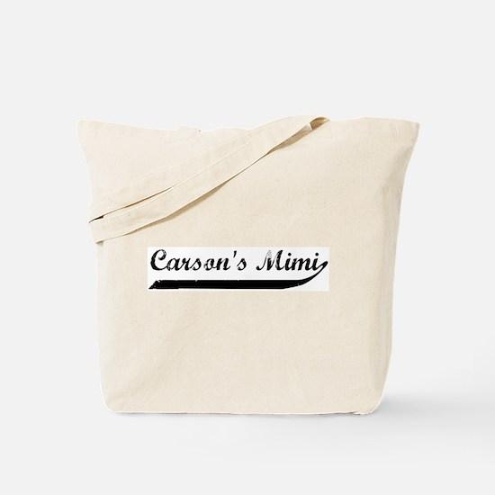 Carson's Mimi Tote Bag