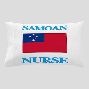 Samoan Nurse Pillow Case
