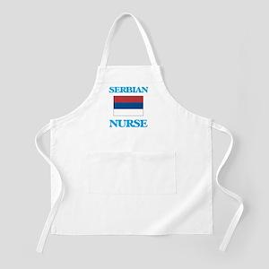 Serbian Nurse Light Apron