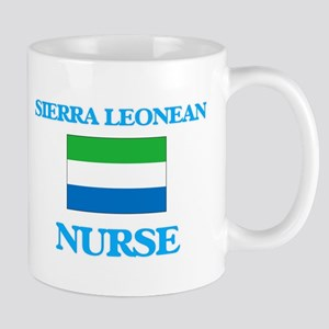 Sierra Leonean Nurse Mugs