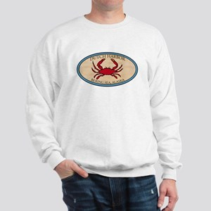 Dutch Harbor Crab Fishing 4 Sweatshirt