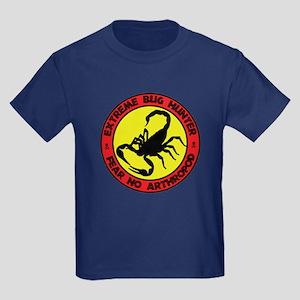 Extreme Bug Hunter Kids Dark T-Shirt