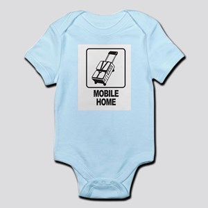 Mobile Home Infant Creeper