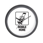 Mobile Home Wall Clock