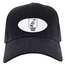 Mobile Home Black Cap
