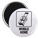 Mobile Home Magnet