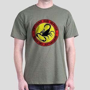 Extreme Bug Hunter Dark T-Shirt