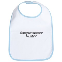 Get Your Disorder In Order Bib