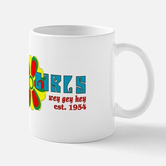 Wesley Girls Psychedelic Mug