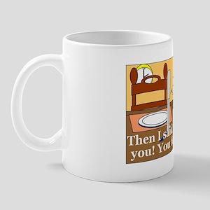 Forkin' Jerk! Mug