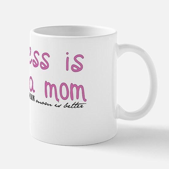 happiness is being a mom Mug
