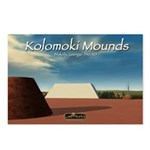 Kolomoki Mounds Postcards (Package of 8)