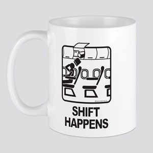 Shift Happens Mug