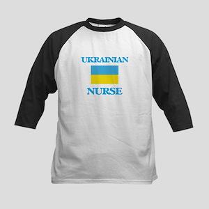 Ukrainian Nurse Baseball Jersey