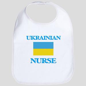 Ukrainian Nurse Baby Bib